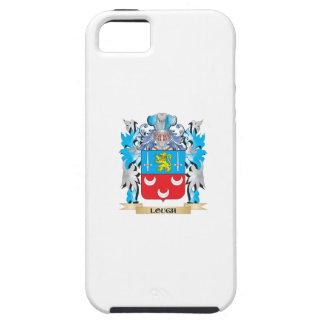 Escudo de armas del lago - escudo de la familia iPhone 5 protector