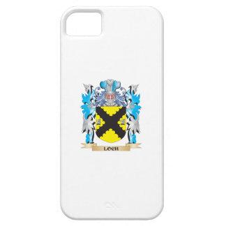 Escudo de armas del lago - escudo de la familia iPhone 5 cárcasa