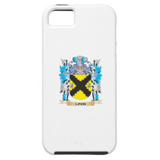 Escudo de armas del lago - escudo de la familia iPhone 5 Case-Mate cárcasa
