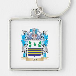 Escudo de armas del lux - escudo de la familia llavero