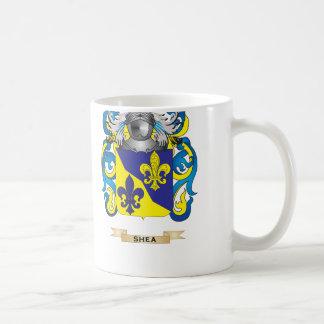 Escudo de armas del mandingo escudo de la familia tazas de café