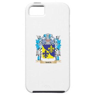 Escudo de armas del mandingo - escudo de la iPhone 5 carcasa
