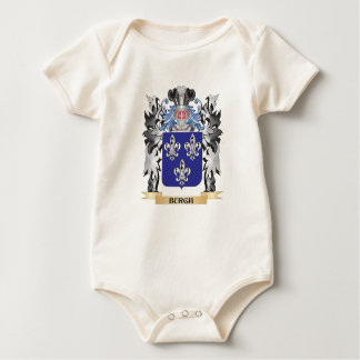 Escudo de armas del municipio escocés - escudo de trajes de bebé
