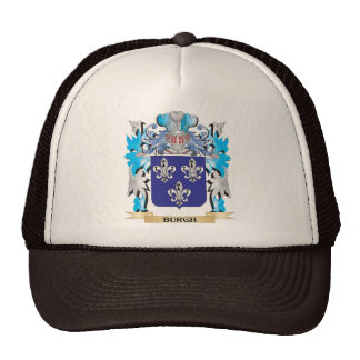 Escudo de armas del municipio escocés gorros
