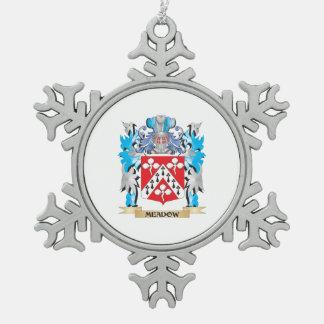 Escudo de armas del prado - escudo de la familia adornos