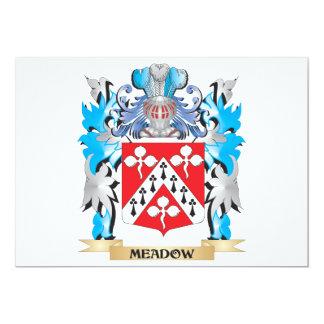Escudo de armas del prado - escudo de la familia comunicado personal