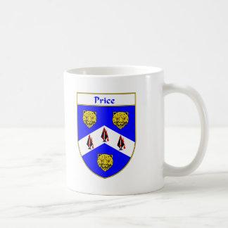 Escudo de armas del precio (Irlanda) Taza Clásica