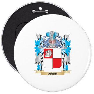 Escudo de armas del puré - escudo de la familia pin