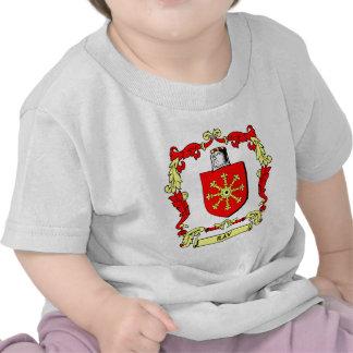 Escudo de armas del RAYO Camisetas