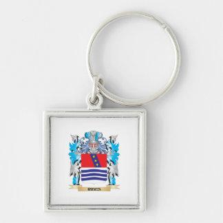 Escudo de armas del Ribes - escudo de la familia Llaveros