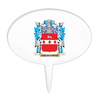 Escudo de armas del sacerdote - escudo de la famil