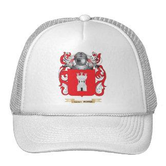 Escudo de armas del Santo-Mieux (escudo de la fami Gorra