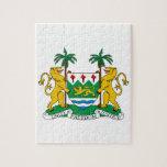 Escudo de armas del Sierra Leone