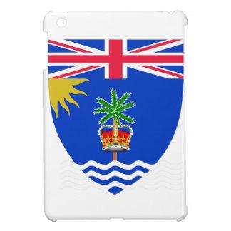 Escudo de armas del territorio del Océano Índico b