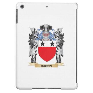 Escudo de armas del tocino - escudo de la familia funda para iPad air