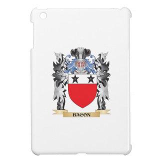 Escudo de armas del tocino - escudo de la familia