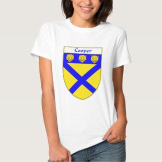 Escudo de armas del tonelero/escudo de la familia camisas