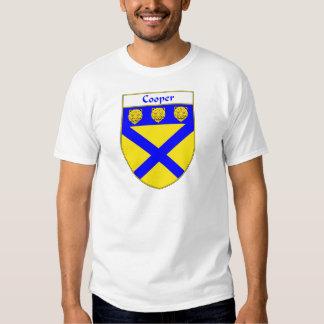 Escudo de armas del tonelero/escudo de la familia playeras