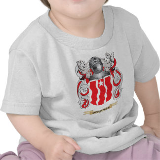 Escudo de armas del tranquilizante camiseta