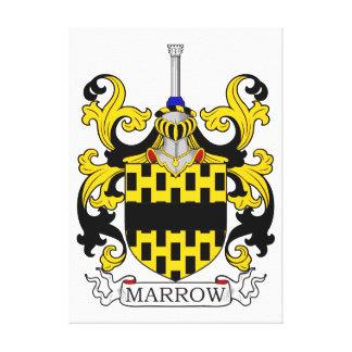 Escudo de armas del tuétano impresión en lona estirada