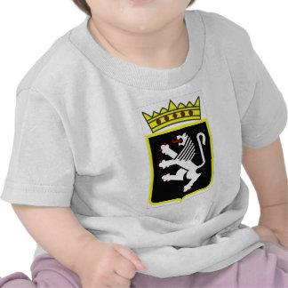 Escudo de armas del valle de Aosta Camiseta