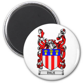 Escudo de armas del VALLE Imán Redondo 5 Cm