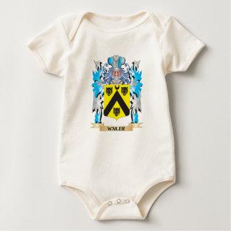 Escudo de armas del Wailer - escudo de la familia Mameluco De Bebé