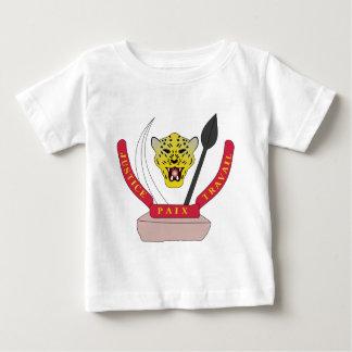 Escudo de armas Democratic del República del Congo Tshirt