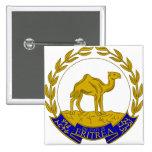 Escudo de armas ER de Eritrea Pins