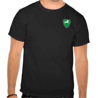 Escudo de armas escudo hatchment t shirt