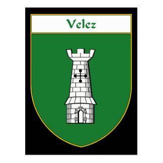 "Escudo de armas"" ""escudo"" ""P de Velez ""Velez de la Postales"