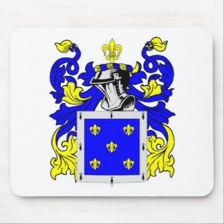 Escudo de armas (español) de Flores Tapete De Ratón