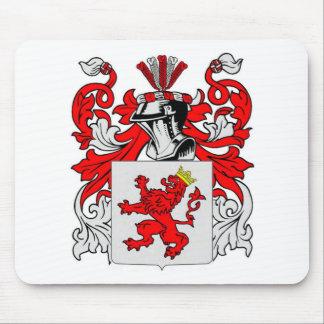 Escudo de armas (español) de León Mousepads
