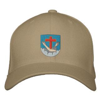 Escudo de armas franciscano gorra de beisbol bordada
