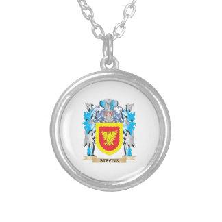 Escudo de armas fuerte - escudo de la familia grimpolas