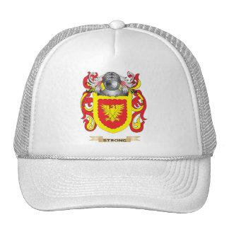 Escudo de armas fuerte escudo de la familia gorro
