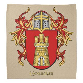 Escudo de armas histórico de Gonzalez Bandanas