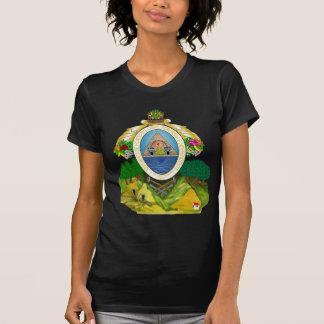 Escudo de armas HN de Honduras Camiseta