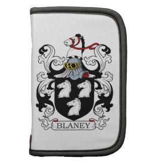 Escudo de armas I de Blaney Organizador