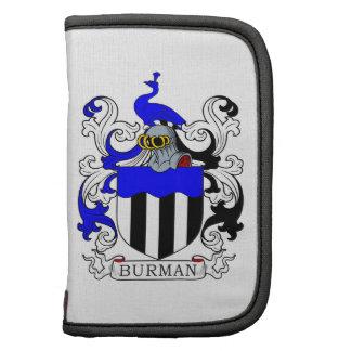 Escudo de armas I de Burman Planificadores
