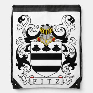 Escudo de armas I de Fitz Mochilas