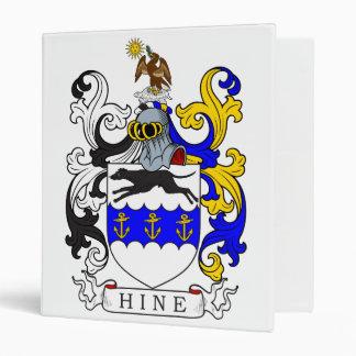 Escudo de armas I de Hine