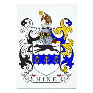 Escudo de armas I de Hine Invitaciones Personalizada