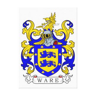 Escudo de armas I de las mercancías Lona Estirada Galerias