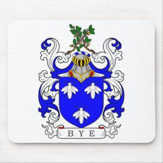 Escudo de armas I del adiós Tapetes De Ratón