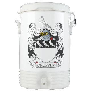 Escudo de armas I del cosechador Enfriador De Bebida Igloo