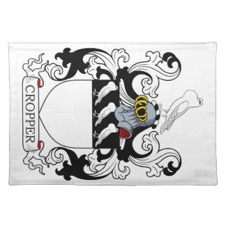 Escudo de armas I del cosechador Mantel