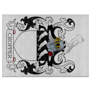 Escudo de armas I del cosechador Tablas De Cortar