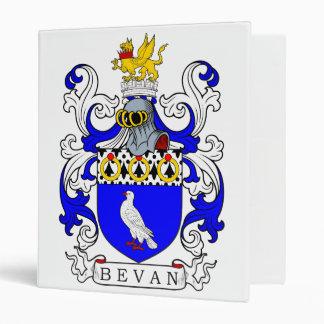 Escudo de armas II de Bevan