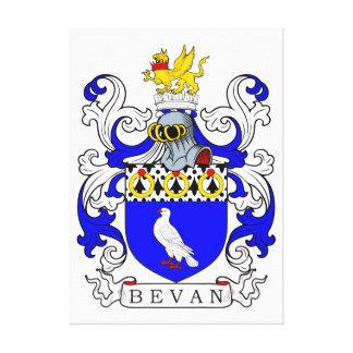 Escudo de armas II de Bevan Lona Estirada Galerias